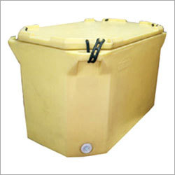 220 Litre Rubber Clamp Ice Box
