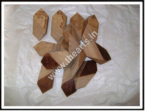 Densified Laminated Wood Block