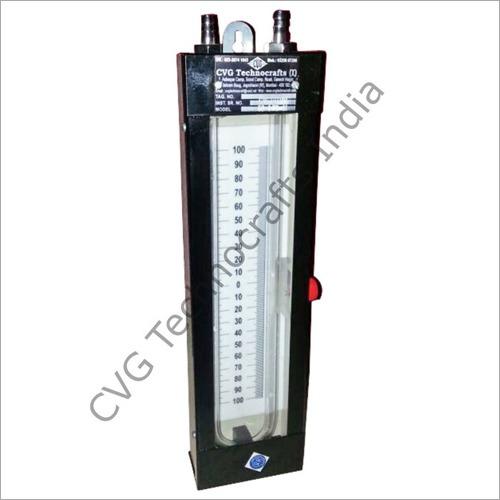Metallic Body U Tube Manometer