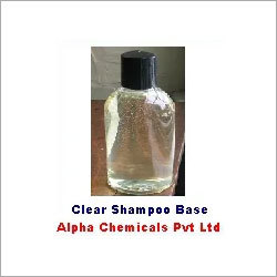 Clear Shampoo Base