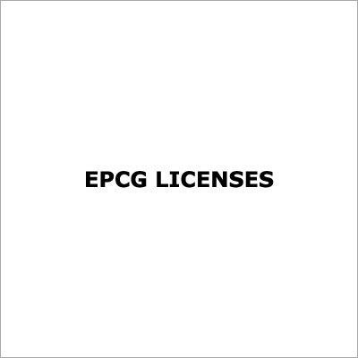 EPCG Licenses