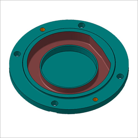Outer Bearing Cover CE