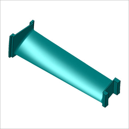 Tubine Blade for Aerospace