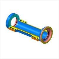 Suspension tube for Hitachi
