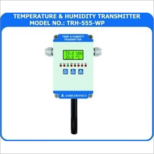 Industrial Temperature Humidity Transmitter