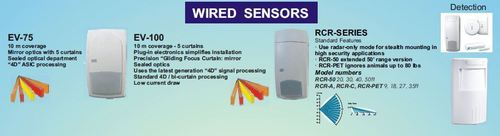 GE - Wired Sensors