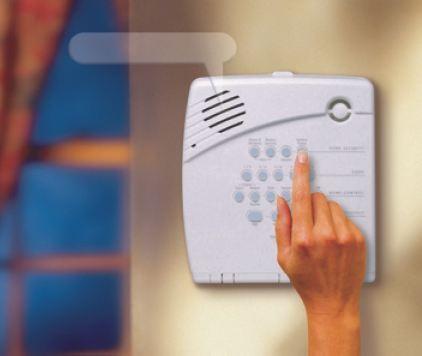 GE Alarm Panel Wireless Panel