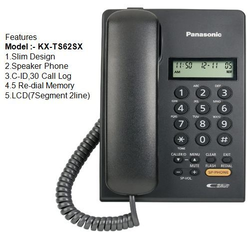 Panasonic KX-TS62 SX