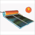 Flat Plate Water Heating System
