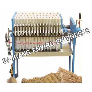 Water Treatment Filter Press
