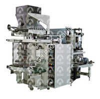 Granules Packaging Machine