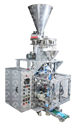 Automatic Collar Cup Filler