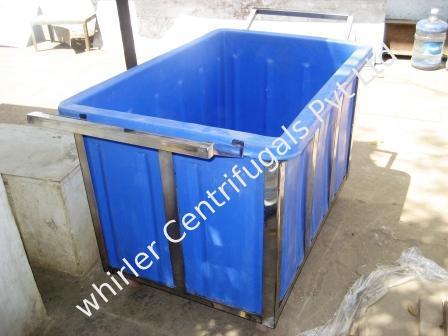 Plastic Bucket Trolley