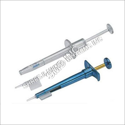 Disposable Injector