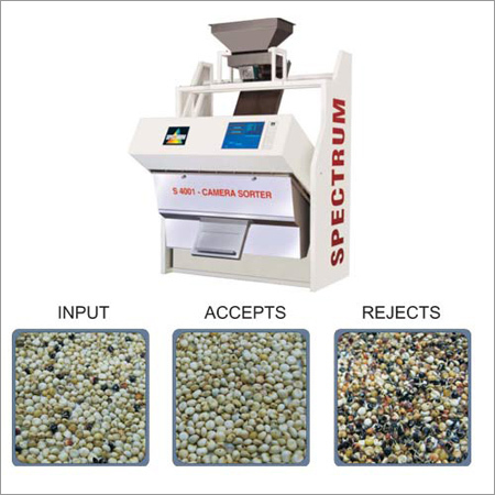 Sorghum Sorter Machine