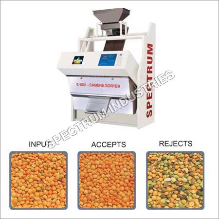 Red Lentils Sorter Machine