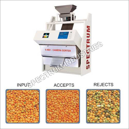 Red Lentils Sorter Machine