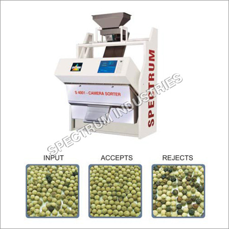 White Pepper Sorting Machine