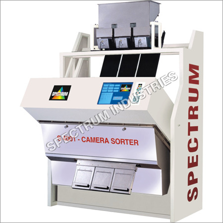Monsooned Coffee Color Sorter Machine