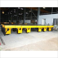 Battery Operated Transfer Trolley