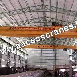 Single Girder EOT Cranes
