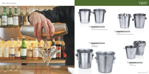 Steel Barware