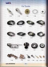 Toyota Loom Machinery Parts