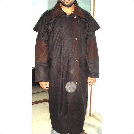 Oil Skin Coat