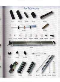 Somet Rapier Airjet Parts