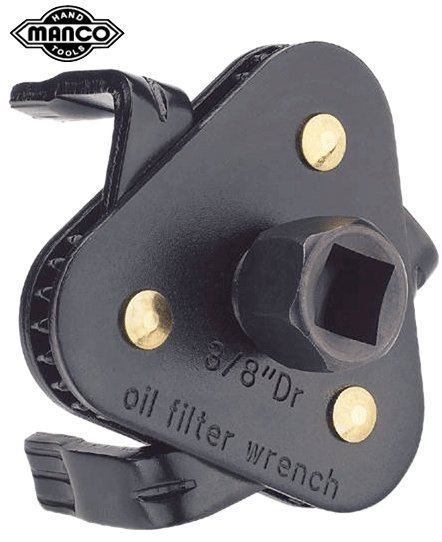 3 Way Oil Filter Wrench