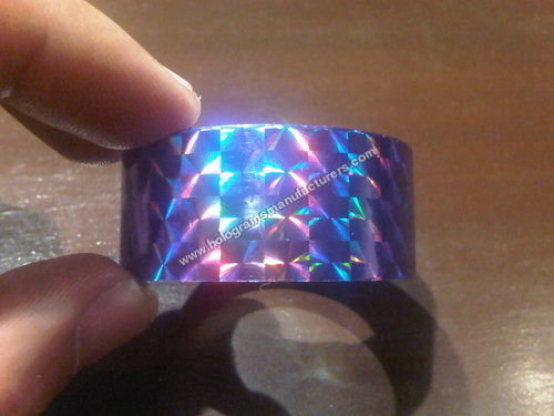 Holographic Tapes (Prismatic violet)