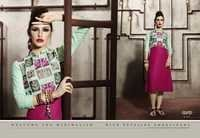 Designer Cotton Printed Kurtis india