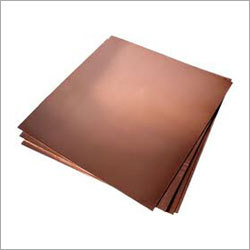 Flat Copper Sheet