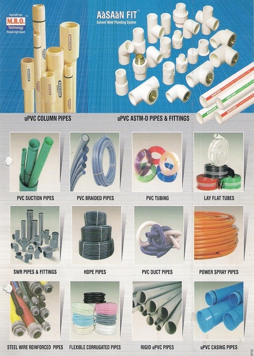 uPVC Products