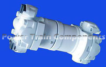 Univesal Joint Shaft for construction Machinery