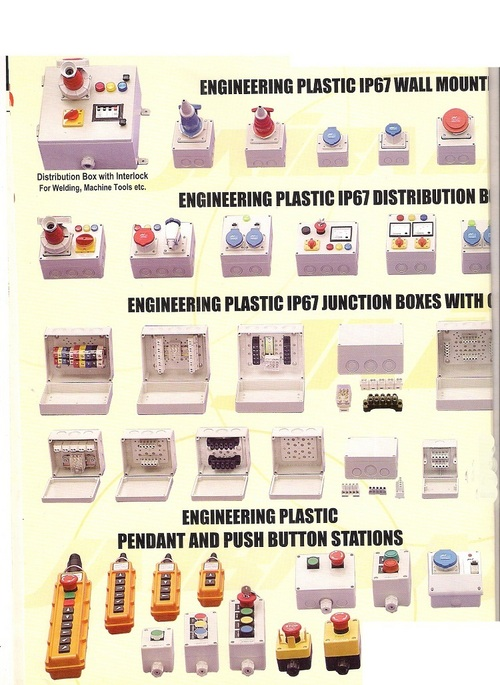 Electronic Plastic Products