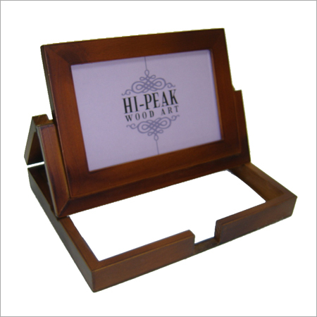 Square Wooden Frames