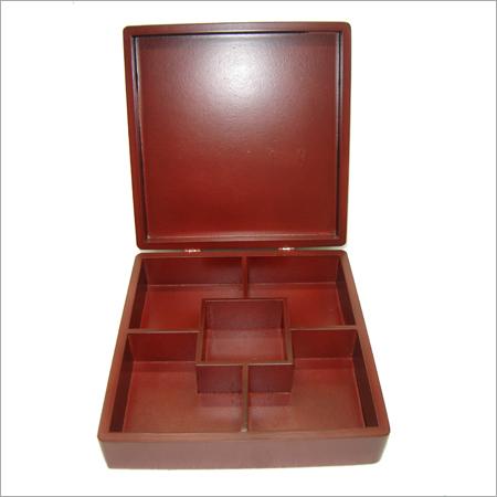 Divider Wooden Box