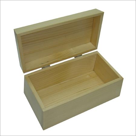 Wooden Utility Box