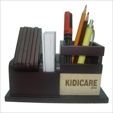 Wooden Desktop Accessories