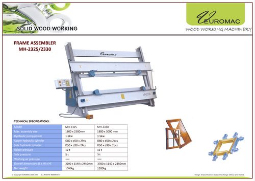 Frame Assembler