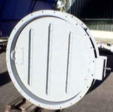 ISOLATION BUTTERFLY DAMPERS