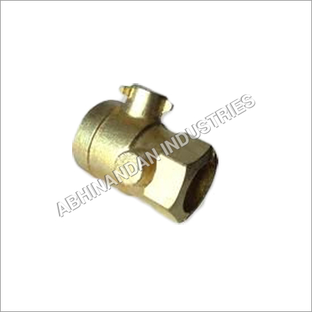 Brass Forged Ball Valve Body