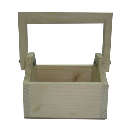 Wooden Handle Trays