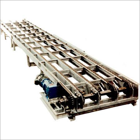 Drag Chain Pallet Conveyor