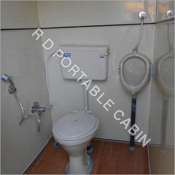 Modular Mobile Toilets