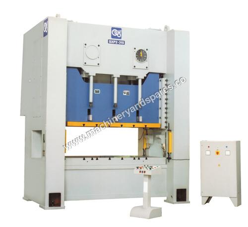 Double Crank Power Press