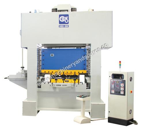 High Speed Precision Power Press