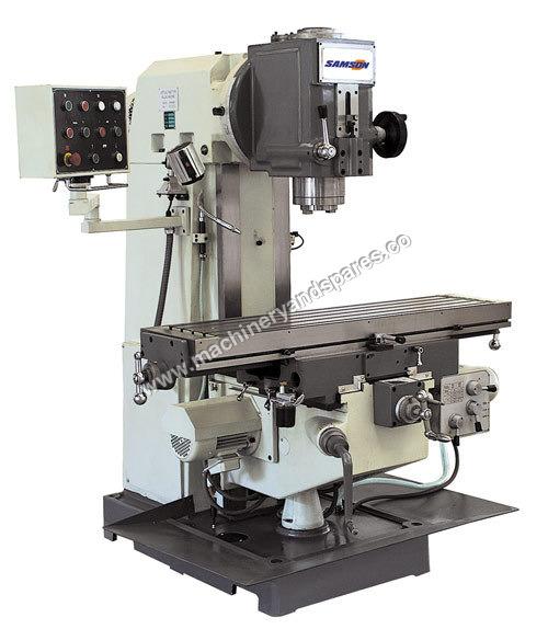 Vertical Milling Machines