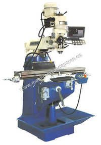 Ram Turret Milling Machines